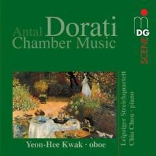 Antal Doráti (1906-1988) • Chamber Music CD