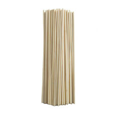 50Pcs Bamboo Canes Thick Stake Garden Plant Flower Support Stick Cane Pole Set