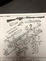 Exploded View SMLE #1 MKIII