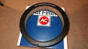 AC A329C air filter. 1970's 1980's Chevy, Pontiac, Olds, Buick, Cadillac models