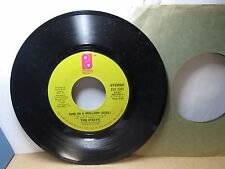 Old 45 RPM Record - Philadelphia ZS9 3707 - The O'Jays - One in a Million / Song