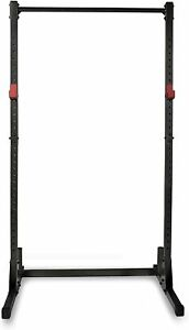 Squat Rack w/ Pull-up bar - CAP BARBELL POWER RACK EXERCISE STAND - BRAND NEW