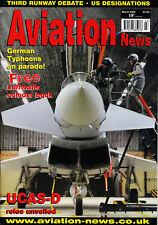 AVIATION NEWS 71/03 MAR 2009 Canada Pt2,Luftwaffe,DHL,Vickers Viscount,NaplesNAP
