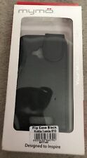 NOKIA LUMIA 610 FLIP PHONE CASE BLACK NEW