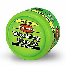O'Keeffe's Working Hands Cream For Extremely Dry Cracked Hand 193g VALUE SIZE