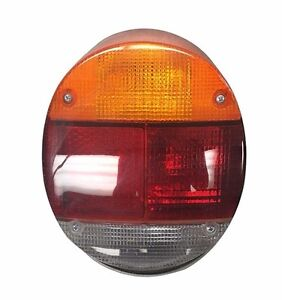 Volkswagen 1973-1979 Bug/ Thing Complete Tail Light Assembly (Left)