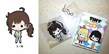 Nisekoi TINY Rubber Strap w/ Earphone Plug Haru Onodera Aniplex Licensed New