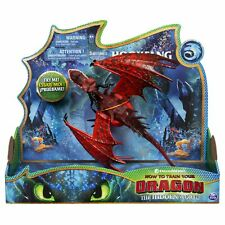 How To Train Your Dragon HOOKFANG Deluxe SFX Dragon Toy Figure Playset 6052260