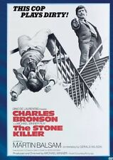 The Stone Killer 1973 DVD Charles Bronson (MOD)