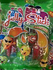 Jelly Fruit Stick Strip Straws Tik Tok
