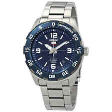 Seiko Series 5 Automatic Blue Dial Men's Watch SRPB85
