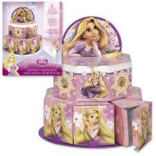 8PC Disney Princess Rapunzel Favor Box Decoration