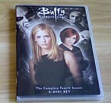 New Buffy the Vampire Slayer TV Series Season 4 Slim Set DVD