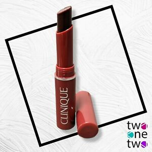 CLINIQUE Almost Lipstick BLACK HONEY - Travel Size 0.04 oz / 1.2g - NWOB