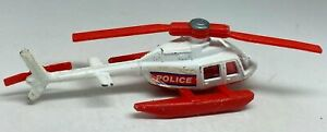 Corgi Juniors Toy Police Helicopter