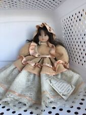 CAPODIMONTE Doll Made in Naples, Italy MAGNIFICENT PORCELAIN DOLL!