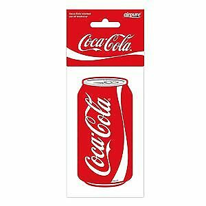 Coca Cola Car Air Freshener Freshner Fragrance Scent - Original can