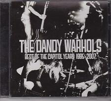 DANDY WARHOLS - BEST OF THE CAPITOL YEARS - 1995-2007 - CD - NEW -