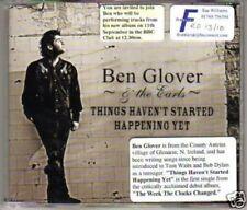 (K190) Ben Glover, Things Haven't Started Happen- DJ CD