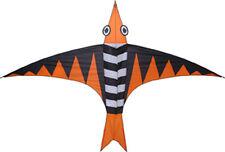 """Huge Orange Color Single Line Exotic Bird Kite (108"""" x 66"""" )..39.... PR 45724"""