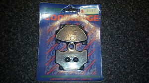 GOODRIDGE BRAKE PADS G21  (EBC FA81)