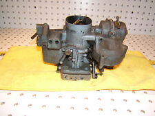 solex 2 barrel carburetor