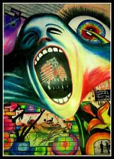 NEW PINK FLOYD ART POSTER PRINT HD QUALITY SATISFACTION GUARANTEED 10+ DESIGNS