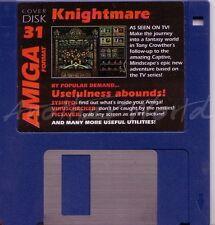Amiga Format - Magazine Coverdisk 31 - Knightmare (Demo) <MQ>