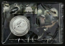 2003 Australia Kookaburra 1oz Silver In Original Mint Retail Plastic Package