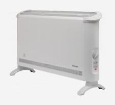 2000 W Halogène Radiateur Fan Heater Portable Mural Space Saver Chauffages 1200 W