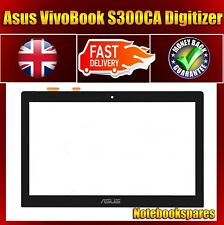 "New Asus S300CA-DS51T VivoBook 13.3"" Notebook Touch Screen Digitizer - Black"
