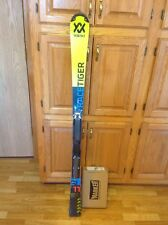 New Volkl Racetiger Sl R Jr W Plate 145 Cm With New Marker Race 10 Bindings