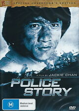 Police Story - Action / Martial Arts / Thriller / Crime - Jackie Chan - NEW DVD