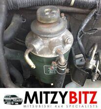 Kraftstofffilter Körper Gabelstapler Pumpe grundiert für Mitsubishi Shogun Sport