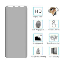 Anti Spy Screen Protector Hydrogel Soft Film For Samsung S9 Plus Full Coverage