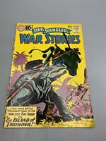 Star Spangled War Stories # 98 with Classic Dinosaur Cover