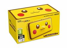 Console Nintendo 2dsxl 2ds XL Pikachu Edition Pokemon
