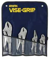 IRWIN VISE-GRIP 428GS Locking Pliers Set,Plain Grip