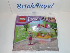 NEW LEGO Friends Stephanie Mini Figure Bakery Stand 30113 Factory Sealed 2014