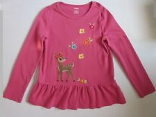 GYMBOREE 100% Cotton Top Tunic Pink Size 6