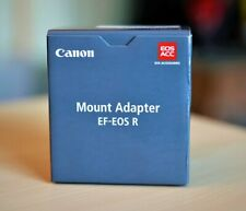 (NEW) Canon Mount Adapter EF-EOS R (USA Model) For R5, R6, RP, R (EF To RF)