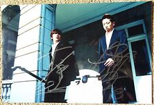 Signed YOSHIDA BROTHERS 8x12 PHOTO In-Person w/proof Autograph