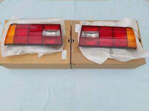 BMW E30 FACELIFT TAIL LIGHTS, BRAND NEW, ORIGINAL BMW with NEW GASKETS