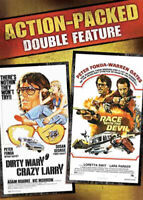 Dirty Mary, Crazy Larry / Race With the Devil (2 Disc) DVD NEW