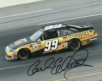Carl Edwards Autographed Signed 8x10 Photo ( HOF ) REPRINT