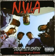 N.W.A, N.W.A. - Straight Outta Compton: 20th Anniversary Edition [New CD]