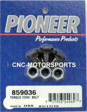 "Auto Trans Torque Converter Bolt Pioneer 859036 GM TH350 3/8"" - 24 x 1/2"