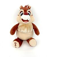 Disney Chip N Dale Beanie Stuffed Animal Bean Bag Plush Toy