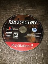 DEF JAM: FIGHT FOR NY Sony PlayStation 2 Video Game Disc Only EA 2004 PS2