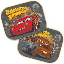 2 Disney Pixar Cars SR~ Kids Baby Children Car Window UV Protection Sun Blinds